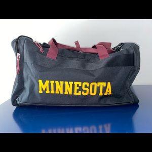 University of Minnesota duffel bag